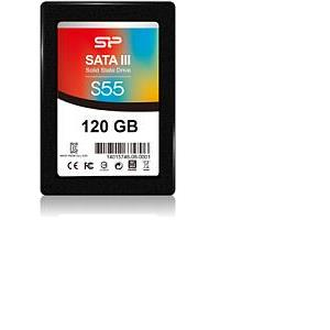 SSD Silicon Power S55 120 GB, SATA III, 2.5