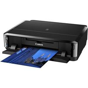 Printer Canon Pixma IP7250, ink-Jet, 9600 dpi, A4, CD/DVD print, USB, WiFi
