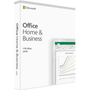 Microsoft Office 2019 Home and Business, T5D-03216, Engleski, bez medija