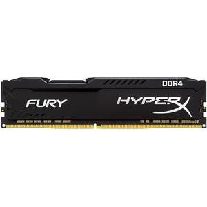 Memorija Kingston 16 GB 3200MHz DDR4 DRAM CL18 DIMM HyperX FURY Black, HX432C18FB/16