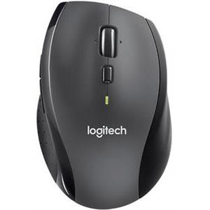 Miš Logitech Wireless M705 Marathon, Dark Silver