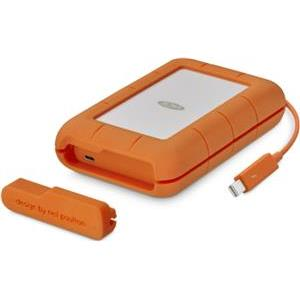 LaCie 5TB Rugged Thunderbolt & USB 3.1 Type C, STFS5000800