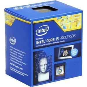 Procesor Intel Core i5-4460 (Quad Core, 3.2 GHz, 6 MB, LGA 1150) box