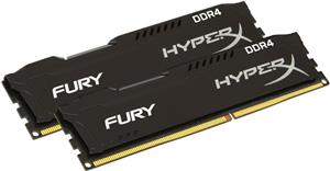 Kingston DDR4 HX Fury, 16GB, (2x 8GB), 2133MHz, HX421C14FB2K2/16