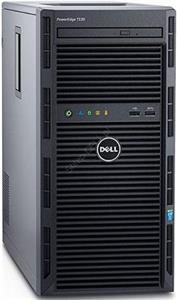 SRV DELL T130 E3-1220v6, 2x2TB HDD, 8GB MEM