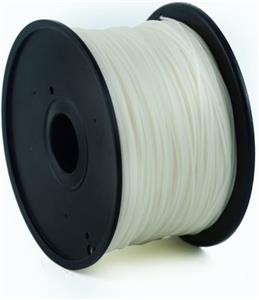 Gembird 3DP-PLA175-01-NAT PLA Natural 1.75 mm, 1 kg