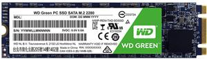 SSD WD Green 240 GB, SATA III, M.2 80mm, WDS240G2G0B