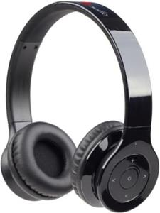 "Gembird Bluetooth stereo headset ""Berlin"", black"