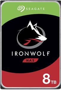 Seagate NAS tvrdi disk 8TB 7200 256MB SATA3 IronWolf, ST8000VN004