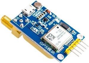GPS NEO-8M Satellite Positioning Module Development Board for Arduino STM32 C51 51 MCU Microcontroller
