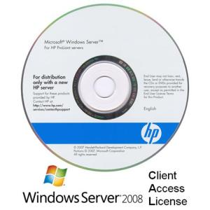 HP WINDOWS SRV CAL 2008 5 USER CAL PACK