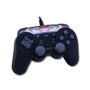 Gamepad CANYON CNG-GP3 (Mechanical) for PC/PlayStation3/PlayStation2, Retail