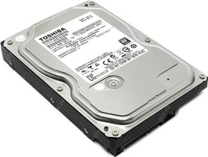 HDD Interni Toshiba 3.5'' 500 GB, 7.200rpm, DT01ACA050