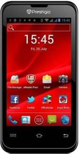 Smartphone Prestigio 4322 DUO, Cortex A9 1,2GHz, RAM 512 MB, memorija 4GB, 4.3'' Touchscreen, WiFi, kamera 8.0 MP, BT, USB, Android 4.1